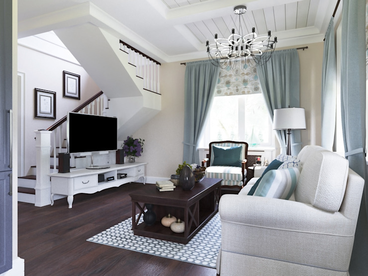 by homify Classic Wood Wood effect