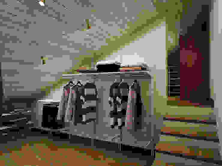 Kırsal Giyinme Odası Архитектурное Бюро 'Капитель' Kırsal/Country