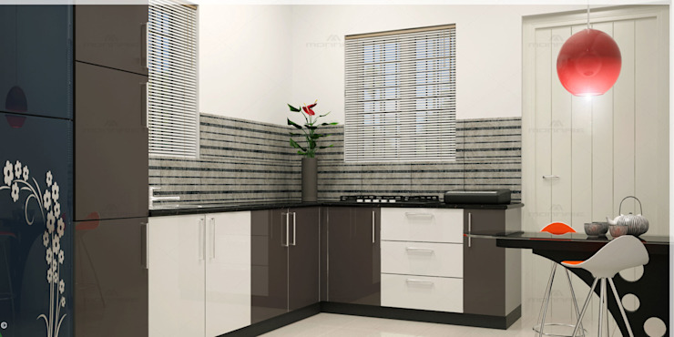 Impressive... Classic style kitchen by Premdas Krishna Classic