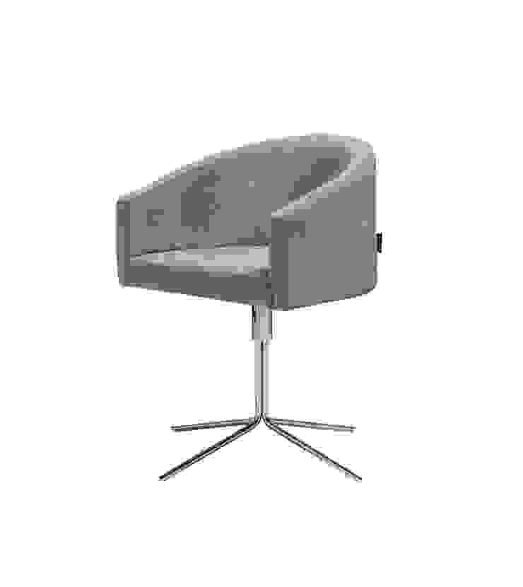 Cadeira Haia por Laskasas Moderno Ferro/Aço