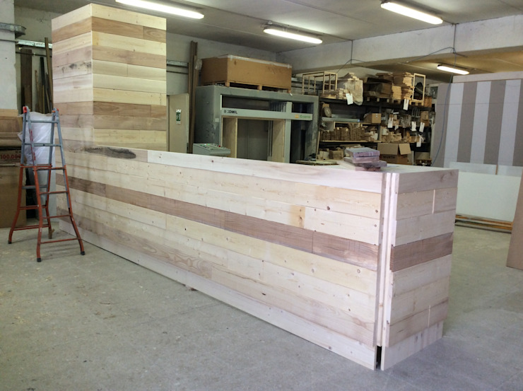 Essenza Legno Gastronomy Wood