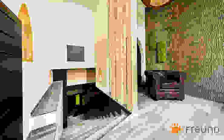Freund GmbH Стіни & ПідлогиНастінні та підлогові покриття Дерево