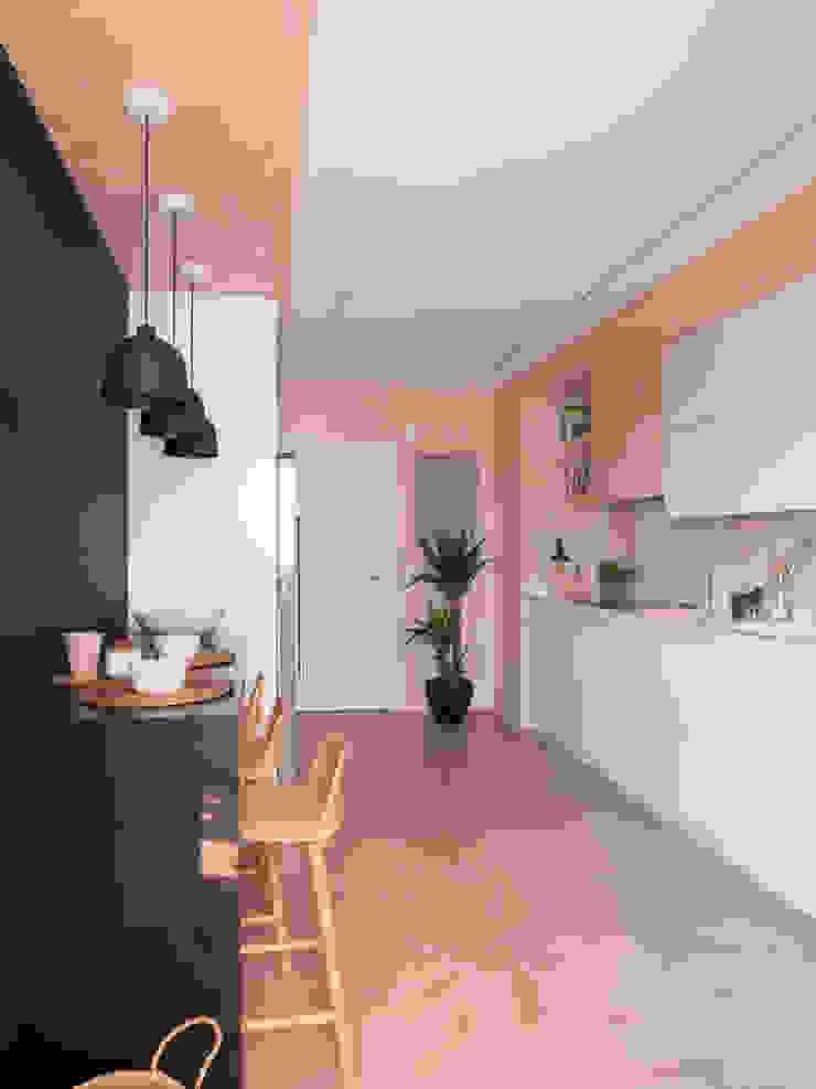 MUDA Home Design Modern style kitchen