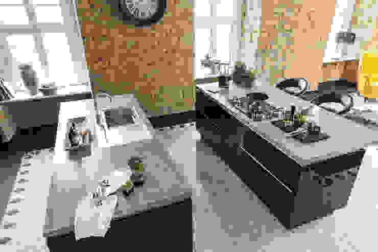 مطبخ تنفيذ Planungsgruppe Korb GmbH Architekten & Ingenieure,