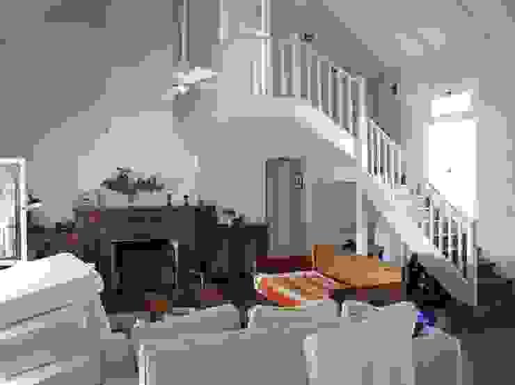 Casa en Santa Catalina - Open Door - Pcia de Buenos Aires Salones rurales de Rocha & Figueroa Bunge arquitectos Rural