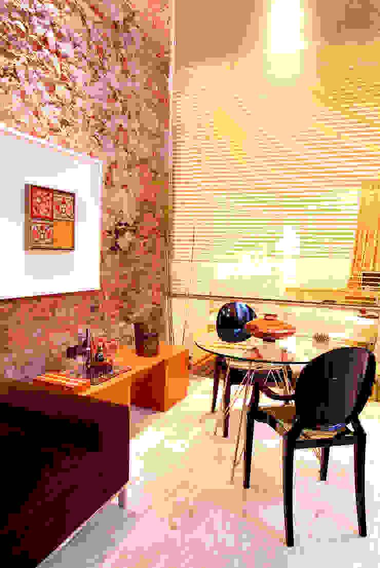 by Mônica Daniela Arquitetura & Design de Interior Рустiк