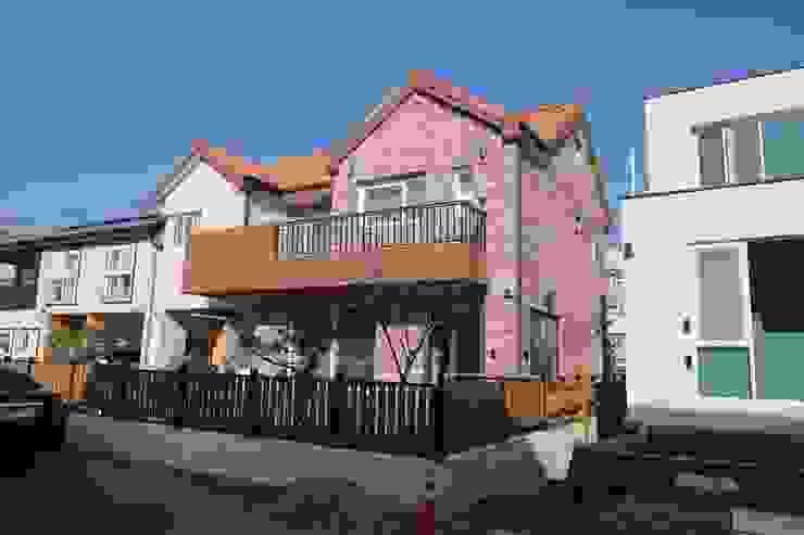 사동 336 모던스타일 주택 by DA건축사사무소(Architects DA) 모던