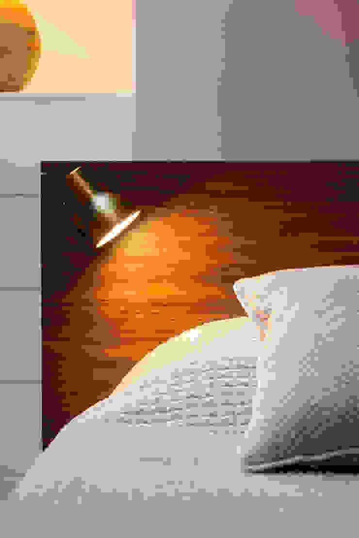 Mezzanine_Pormenor d por Traço Magenta - Design de Interiores Moderno