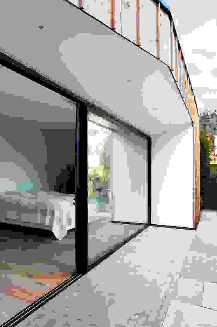 Casas modernas de Kevin Veenhuizen Architects Moderno Aluminio/Cinc