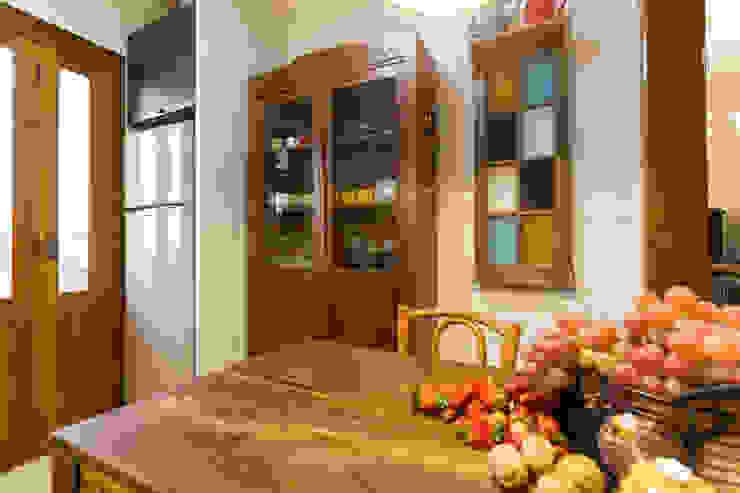 Cocinas de estilo  por Pura!Arquitetura, Colonial