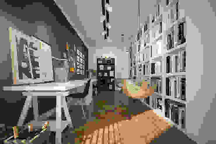 Estudios y despachos de estilo moderno de Tasarımca Desıgn Offıce Moderno