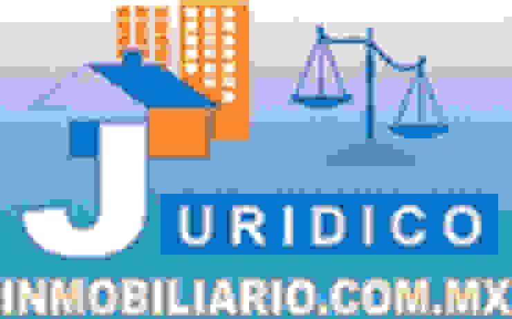 JURIDICO INMOBILIARIO Moderne Häuser Beton Blau