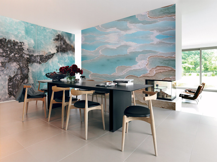 In The Wilderness Modern Dining Room by Pixers Modern