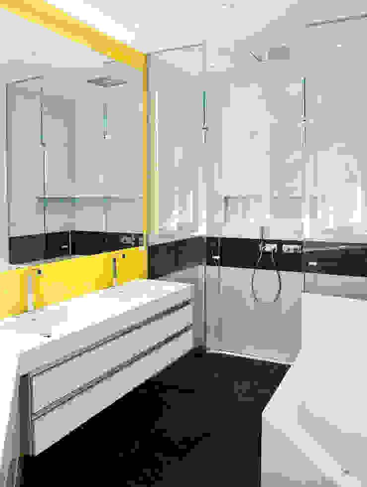 Planungsbüro für Innenarchitektur Baños de estilo moderno