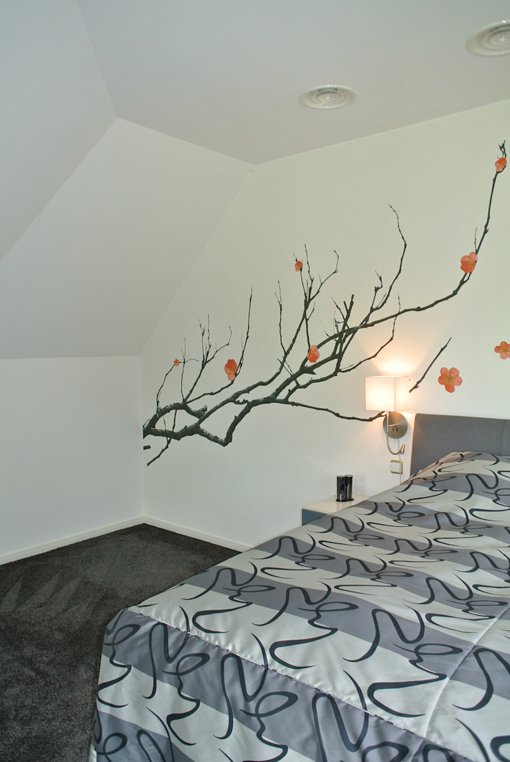 Planungsbüro für Innenarchitektur Cuartos de estilo moderno
