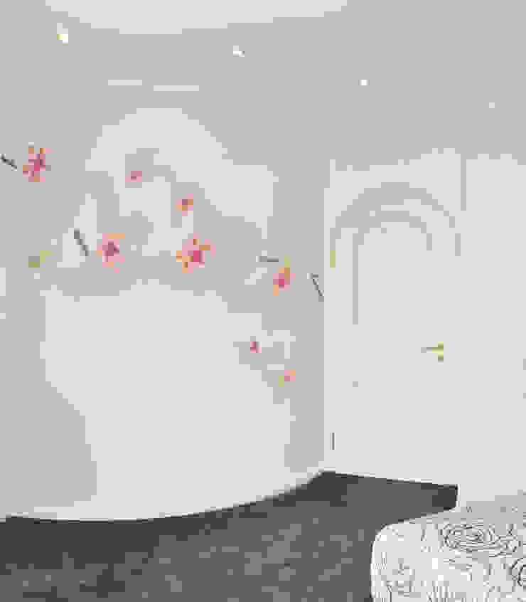 Planungsbüro für Innenarchitektur Dormitorios de estilo moderno