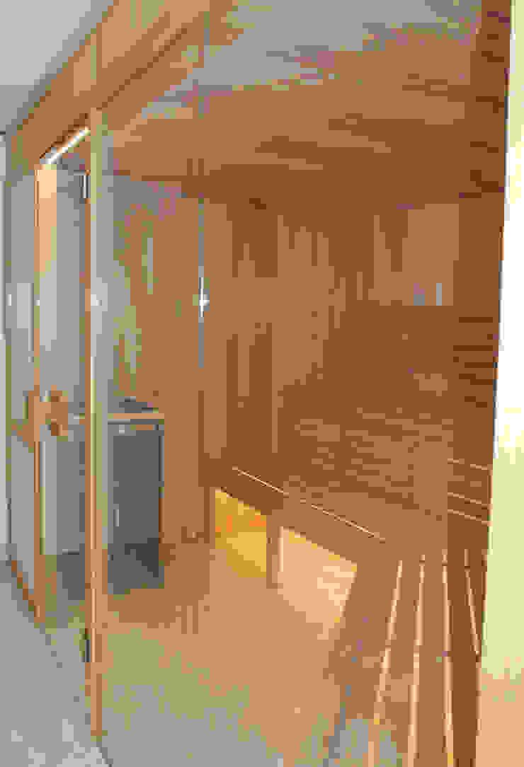 Planungsbüro für Innenarchitektur Spas de estilo moderno