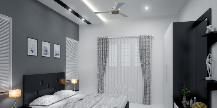 Fabulous Interior Concepts Classic style bedroom by Monnaie Architects & Interiors Classic