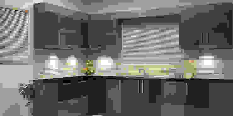 Mind- Blowing Modern kitchen by Monnaie Architects & Interiors Modern