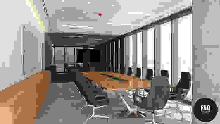 FNG DESIGN Modern Multimedya Odası FNG DESIGN Modern