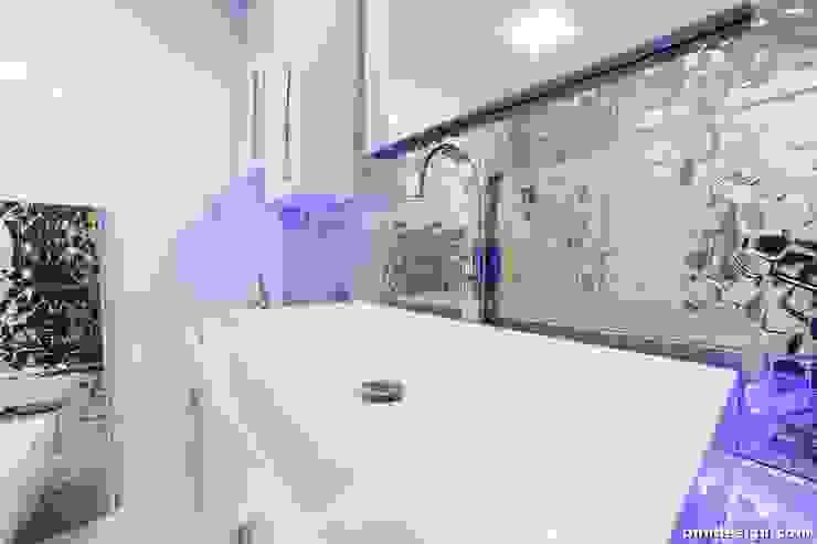 Özer Residence Minimalist Banyo Onn Design Minimalist Granit