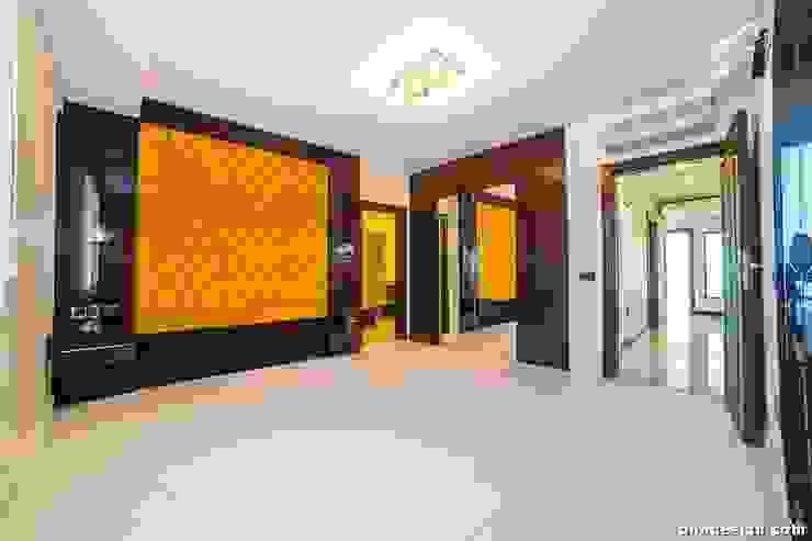 Özer Residence Minimalist Yatak Odası Onn Design Minimalist Ahşap Ahşap rengi