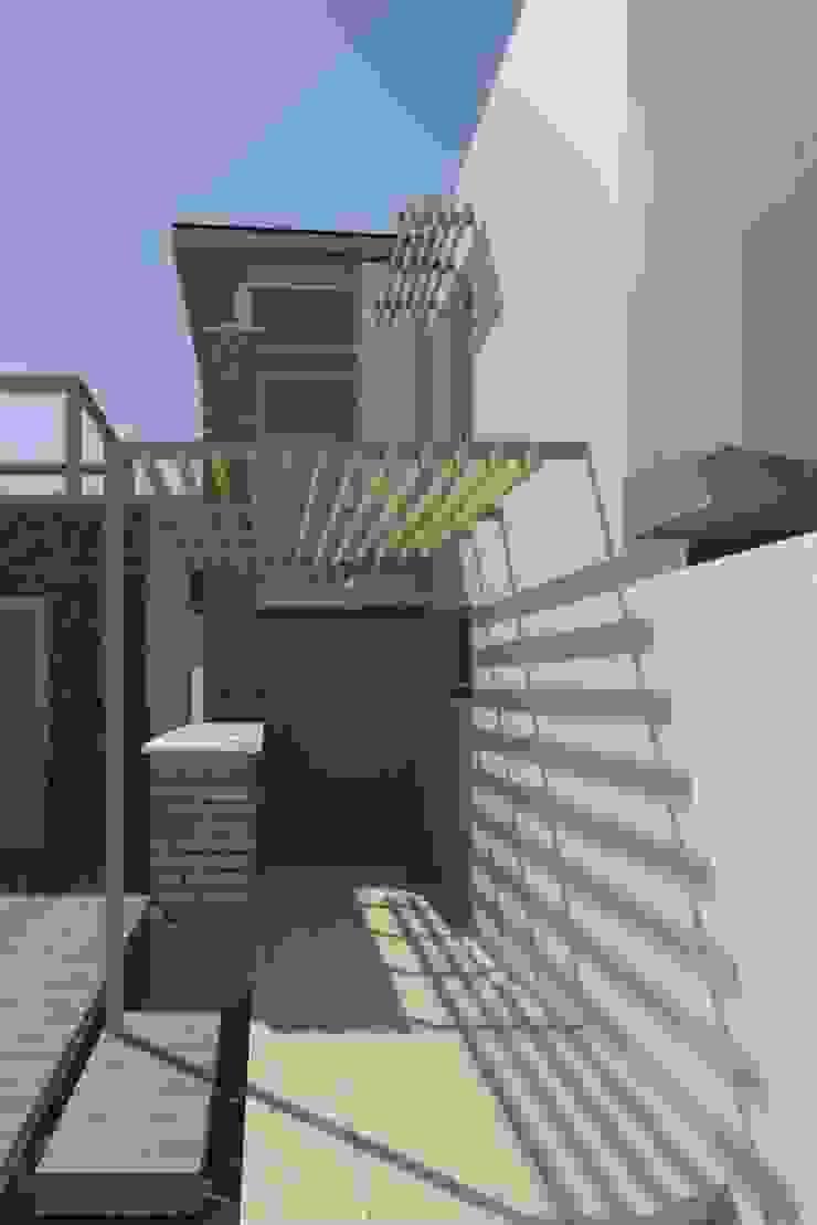JONKERSHOEK ROAD, STELLENBOSCH Modern houses by Gallagher Lourens Architects Modern