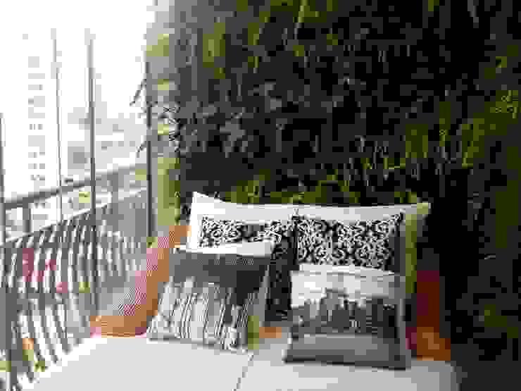 Jardines de estilo tropical de EKOA Paisagismo Tropical