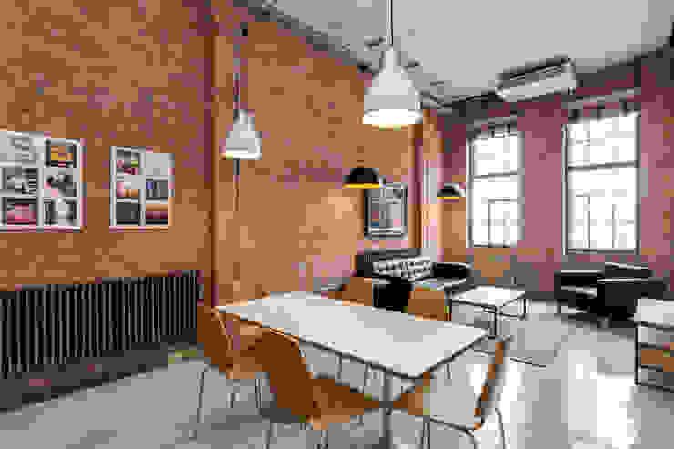 Britannia Row Modern kitchen by Orchestrate Design and Build Ltd. Modern
