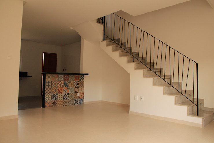 Modern living room by Jrmunch Arquitetura Modern