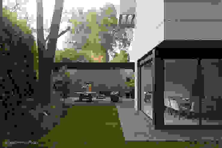 現代房屋設計點子、靈感 & 圖片 根據 Kroma Photo 現代風