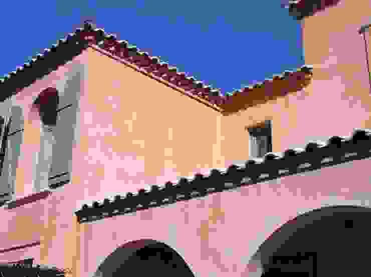 CASA EN RINCON DE MILBERG - TIGRE Casas clásicas de Rocha & Figueroa Bunge arquitectos Clásico