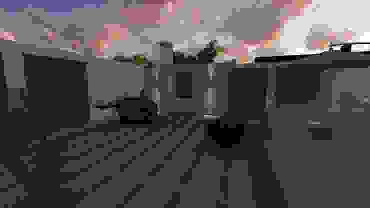 Modern Garden by Ivonete Teixeira Arquitetura Modern