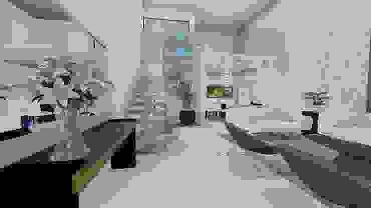 Ivonete Teixeira Arquitetura Modern living room