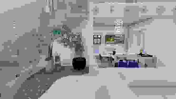 Ivonete Teixeira Arquitetura Modern conservatory