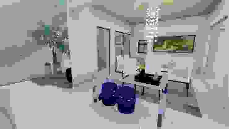 Modern Dining Room by Ivonete Teixeira Arquitetura Modern