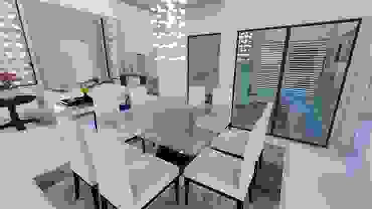 Ivonete Teixeira Arquitetura Modern dining room