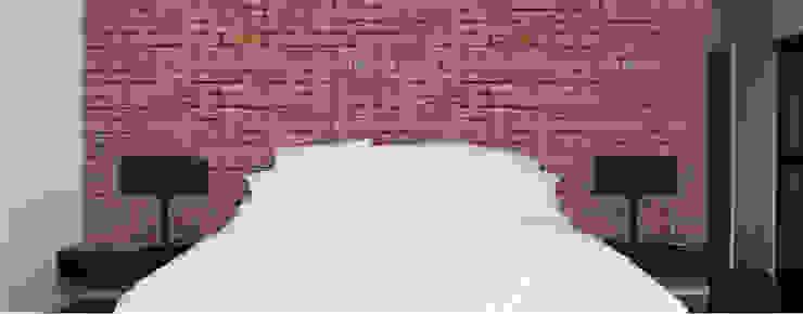 Piedra Tabique Colonial de homify Moderno Concreto reforzado