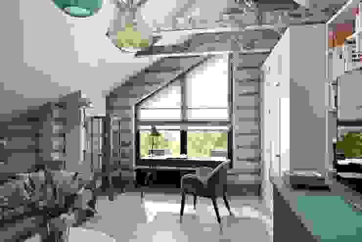 Дизайн студия Алёны Чекалиной Living room