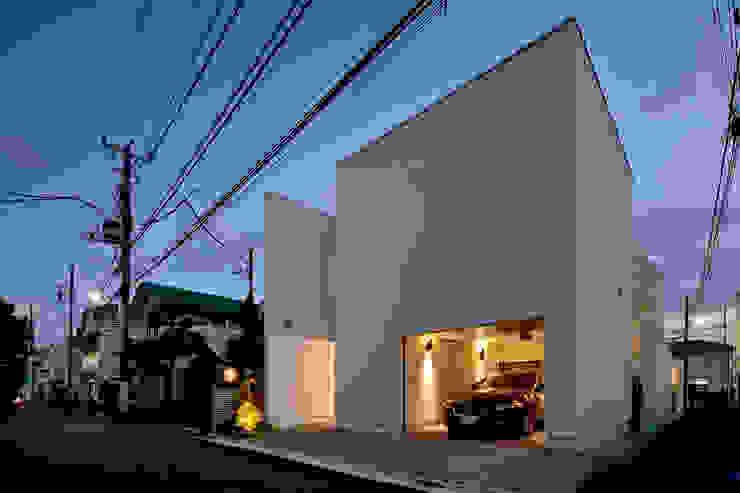 浜田山の家 ミニマルな 家 の 遠藤誠建築設計事務所(MAKOTO ENDO ARCHITECTS) ミニマル