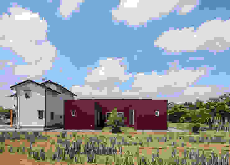 カトウアーキテクトオフィス 現代房屋設計點子、靈感 & 圖片