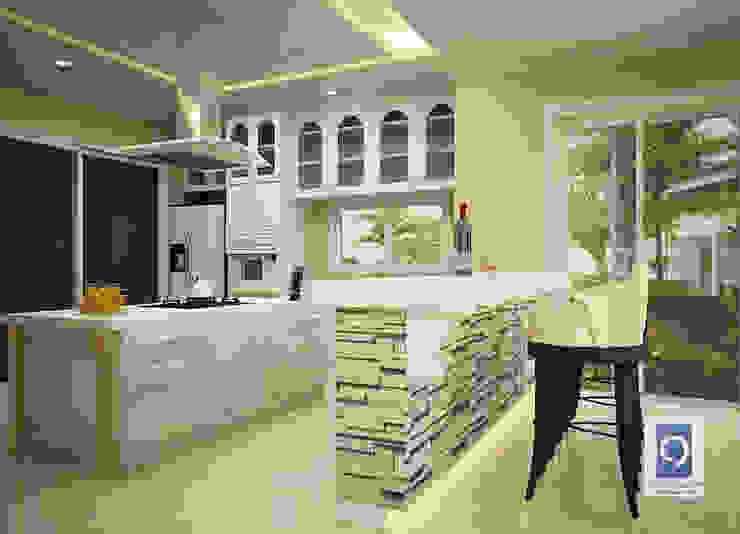 11 งานออกแบบห้องครัว ที่ทำให้ทุกวันของคุณมีความสุข โดย ริชวัน กรุ๊ป