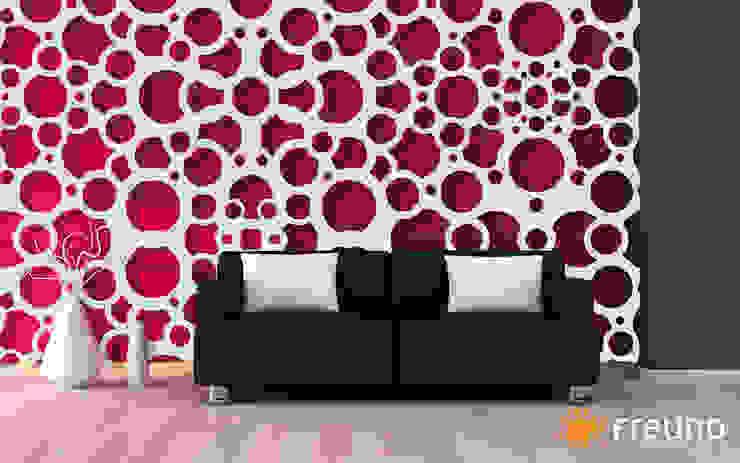 Living room تنفيذ Freund  GmbH