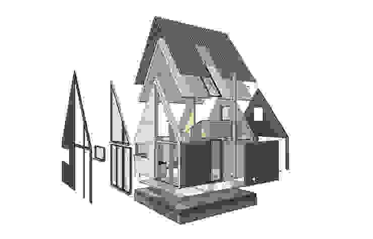 Exploded view van Kwint architecten