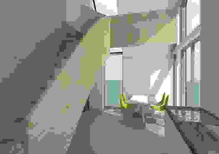 Interieur 2 van Kwint architecten