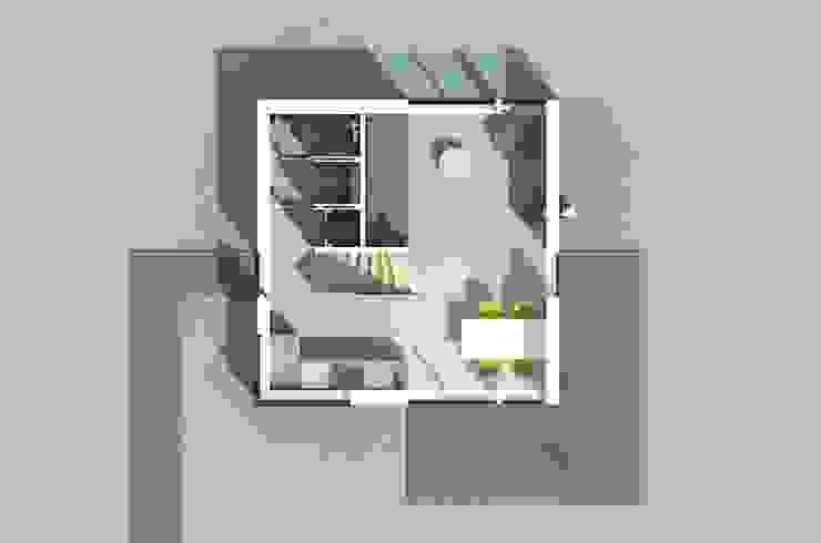 Plattegrond beganegrond van Kwint architecten