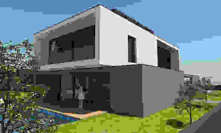 Casa de rebordosa - Paredes por Miguel Zarcos Palma Moderno
