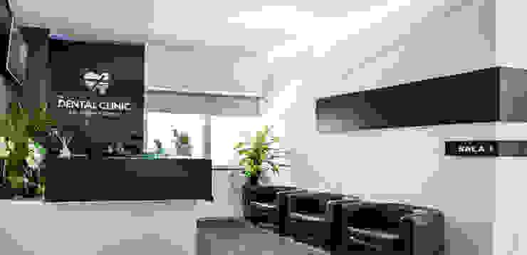 Dental Clinic Clínicas modernas por Miguel Zarcos Palma Moderno