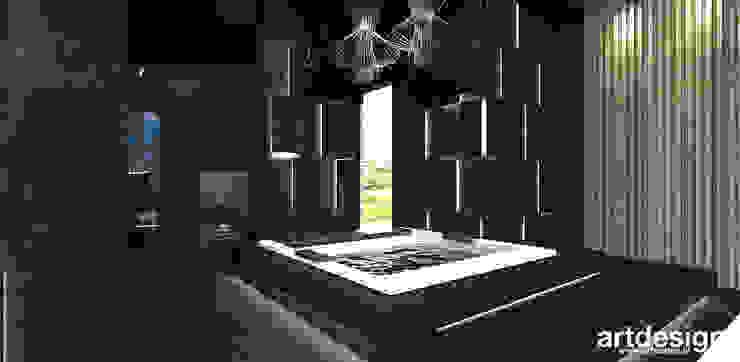 basen i domowe spa ARTDESIGN architektura wnętrz Nowoczesne spa