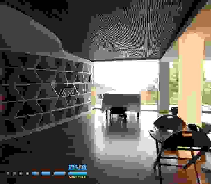Preller Clifton Modern living room by DV8 Architects Modern